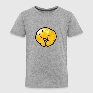 SmileyWorld Croissant - Toddler Premium T-Shirt