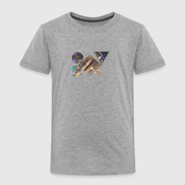drum shapes - Toddler Premium T-Shirt