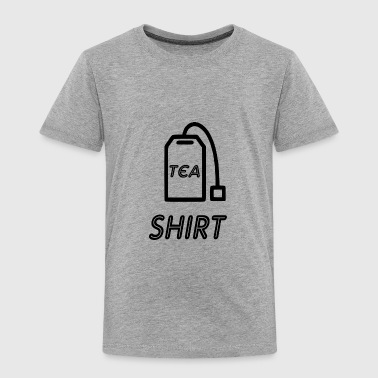 tea shirt tea - Toddler Premium T-Shirt