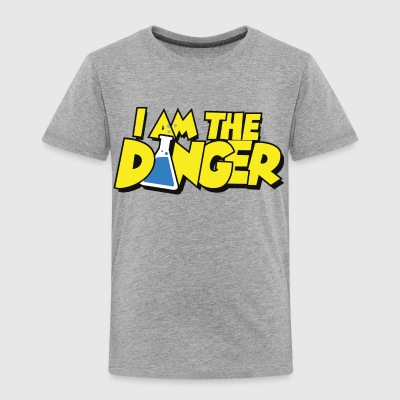 Danger - Toddler Premium T-Shirt