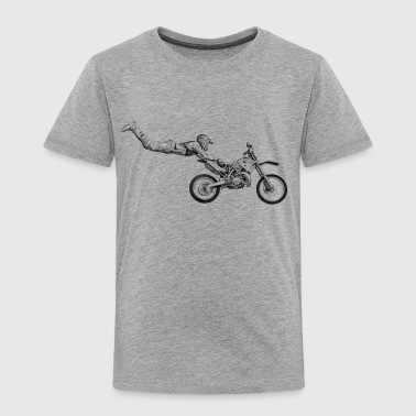 motocross freestyle - Toddler Premium T-Shirt