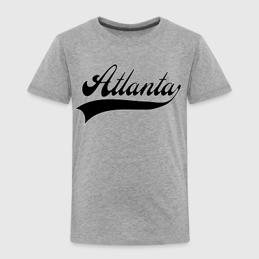atlanta - Toddler Premium T-Shirt