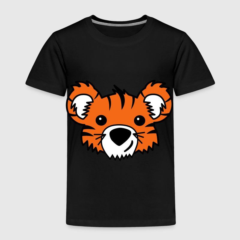 Tiger Cub - Toddler Premium T-Shirt