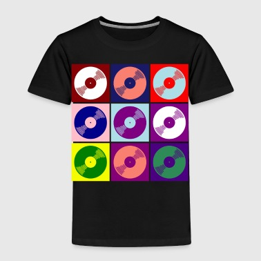 vinyl - Toddler Premium T-Shirt