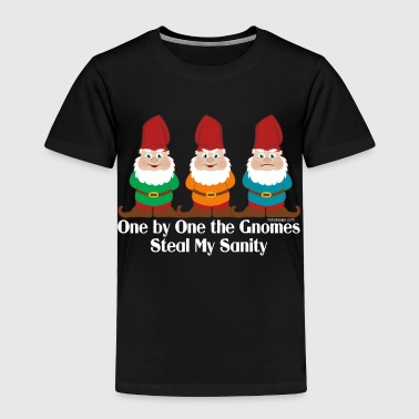 One By One The Gnomes - Toddler Premium T-Shirt