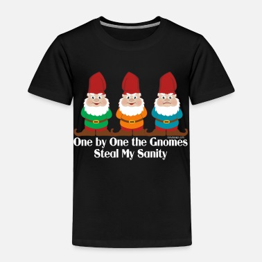 Penguins One By One The Gnomes - Toddler Premium T-Shirt