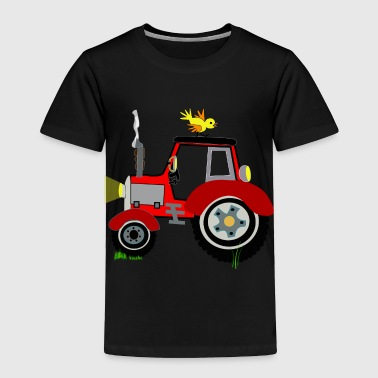 Tractor Tractor - Toddler Premium T-Shirt