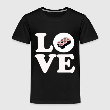 Maki love maki - Toddler Premium T-Shirt
