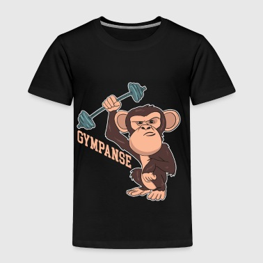 Chimpanzee - Toddler Premium T-Shirt