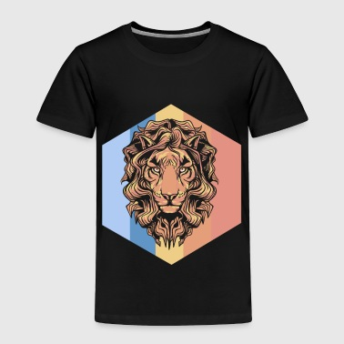 Lion Gift King Animal Wildness Meat Africa - Toddler Premium T-Shirt