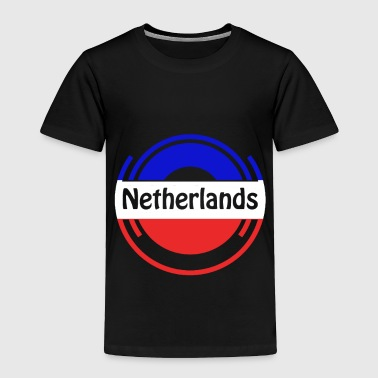 Netherlands - Toddler Premium T-Shirt