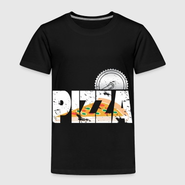 Pizza Cutter food lover christmas gift - Toddler Premium T-Shirt