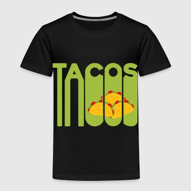 Mexican Taco Fast food Christmas gift Mexican - Toddler Premium T-Shirt
