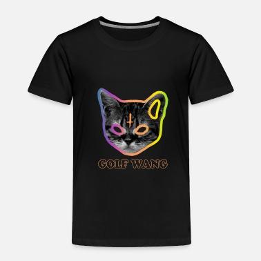 14413fb5f80156 Golf Wang Golf Wang Cat - Toddler Premium T-Shirt