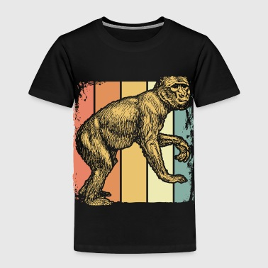 Monkey - Toddler Premium T-Shirt