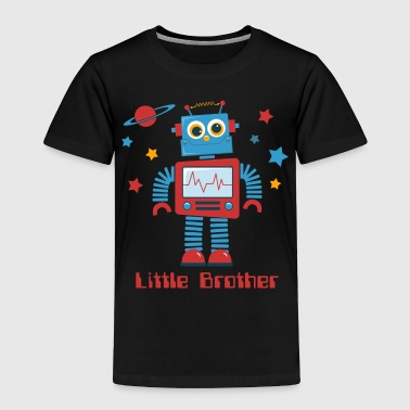 Robot Little Brother II - Toddler Premium T-Shirt