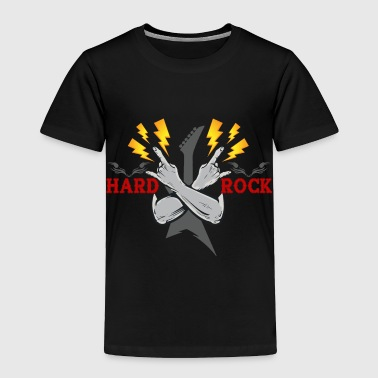 hard rock - Toddler Premium T-Shirt