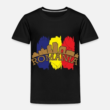Bucharest Romania gift Bucharest Transylvania Romanian - Toddler Premium T-Shirt