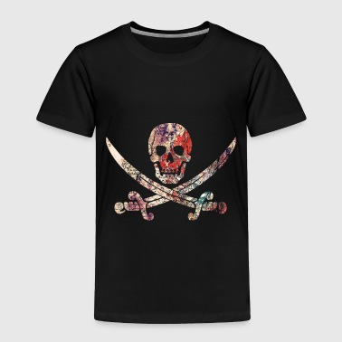 Skull Design For Skull in a Skull Design - Toddler Premium T-Shirt