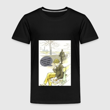 Who Here Wants To Hear A Good Story About A Bridge - Toddler Premium T-Shirt