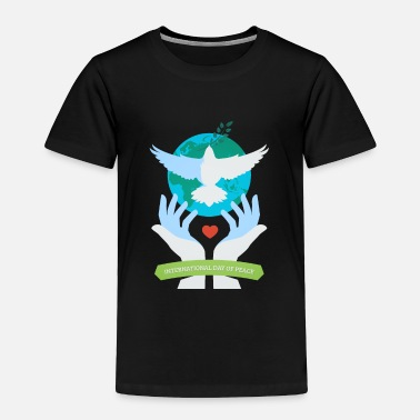 Day Day of Peace - Toddler Premium T-Shirt