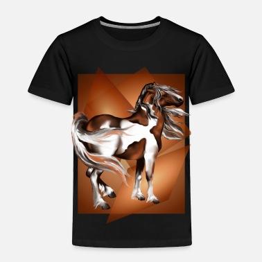 Horse Paint  - Toddler Premium T-Shirt