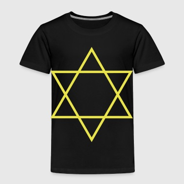 Star Of David - Toddler Premium T-Shirt