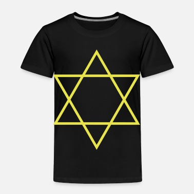 David Star Of David - Toddler Premium T-Shirt