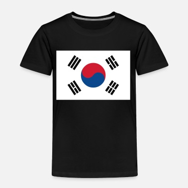 South South Korea - Toddler Premium T-Shirt