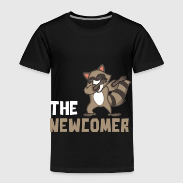 Raccoon - Toddler Premium T-Shirt