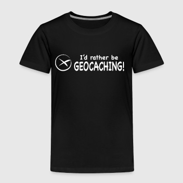 Geocacher Geocache Gift - Toddler Premium T-Shirt