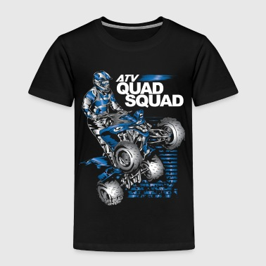 Freestyle Quads ATV Quad Squad Yamaha - Toddler Premium T-Shirt