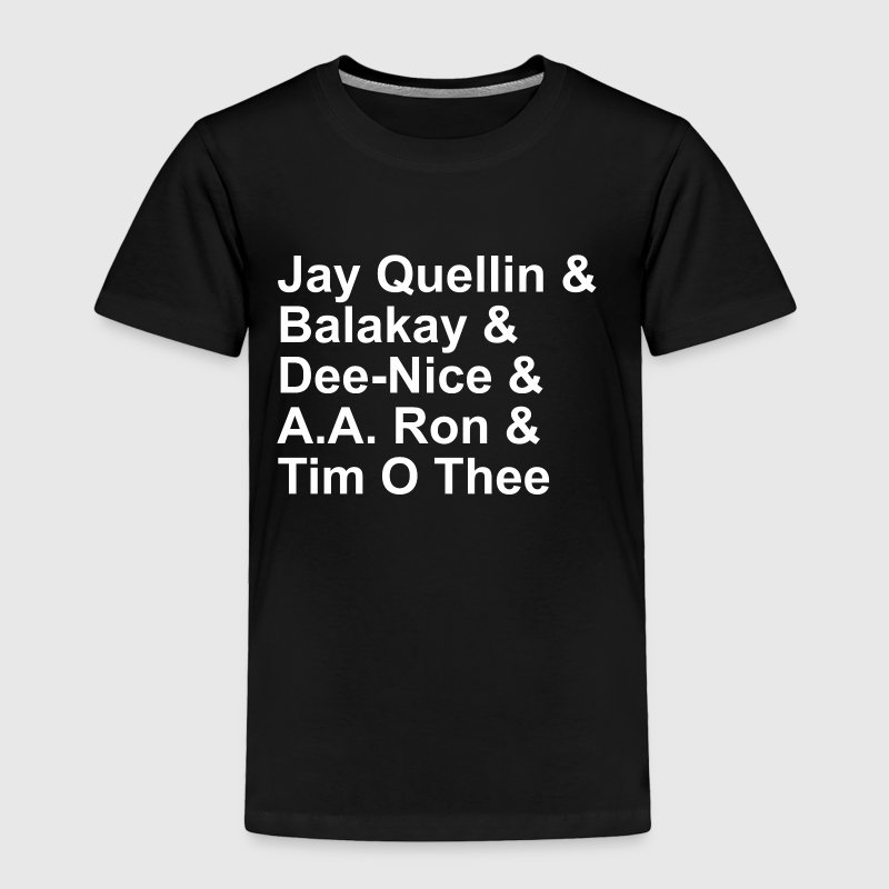Key & Peele - Toddler Premium T-Shirt