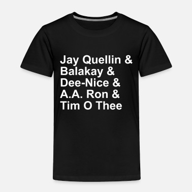 Substitute Teacher Key & Peele - Toddler Premium T-Shirt