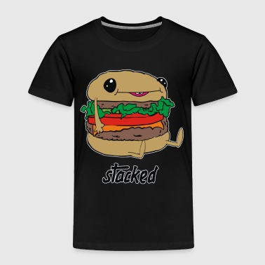 Stacked Stacked - Toddler Premium T-Shirt