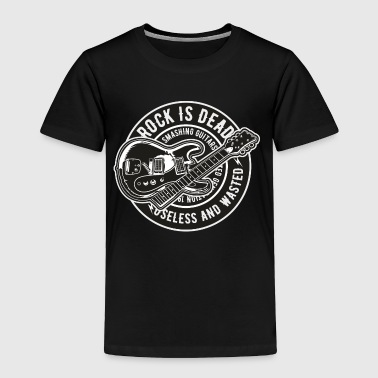 Rock Music - Toddler Premium T-Shirt