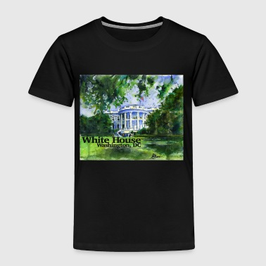 White House Shirt - Toddler Premium T-Shirt