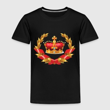 crown - Toddler Premium T-Shirt