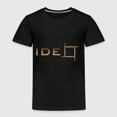 Idea - Toddler Premium T-Shirt