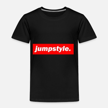 Jumpstyle techno mischpult red bass bpm jumpstyle - Toddler Premium T-Shirt