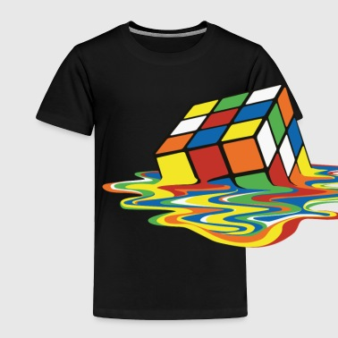 meltingcube - Toddler Premium T-Shirt