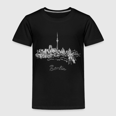 Berlin Berlin City - Germany - Toddler Premium T-Shirt