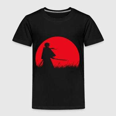 Samurai - Toddler Premium T-Shirt