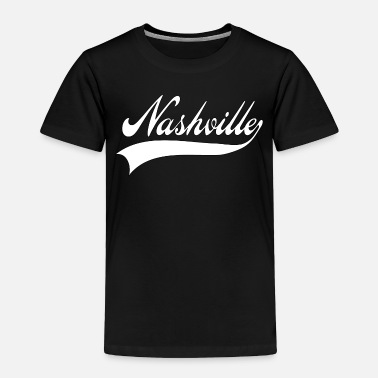 Nashville Tennessee nashville - Toddler Premium T-Shirt