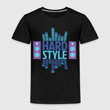Hardstyle Equalizer - Toddler Premium T-Shirt