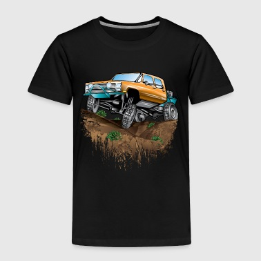 Chevy Crawler Crawler - Toddler Premium T-Shirt