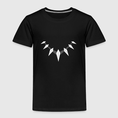Black Panther: T'Challa's Necklace - Toddler Premium T-Shirt