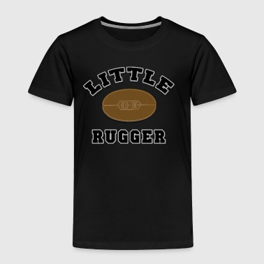 Rugby Little Rugger - Toddler Premium T-Shirt