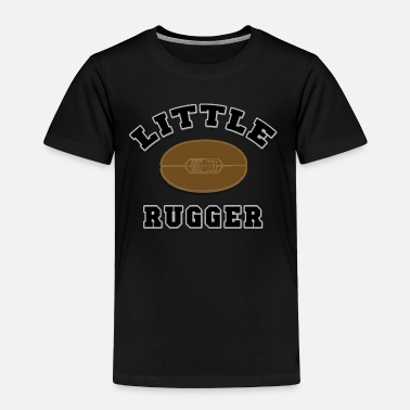 Ruggers Rugby Little Rugger - Toddler Premium T-Shirt