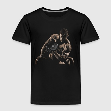 Bodybuilding - Toddler Premium T-Shirt
